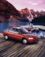 Ford Escort Serenade 5-Door Hatchback 1996 года